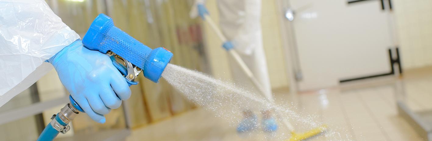 Detergente desinfectante multiusos